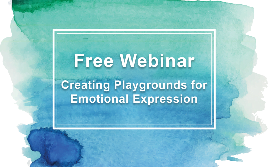 Creating playgrounds for Emotional Expression
