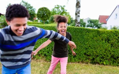 """Kids are playing """"coronavirus tag."""" Should we be worried?"""
