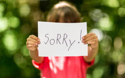 Making Kids Say Sorry Does Not Create More Empathic Children