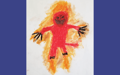 Inside Out Activity: The Frustration Monster!