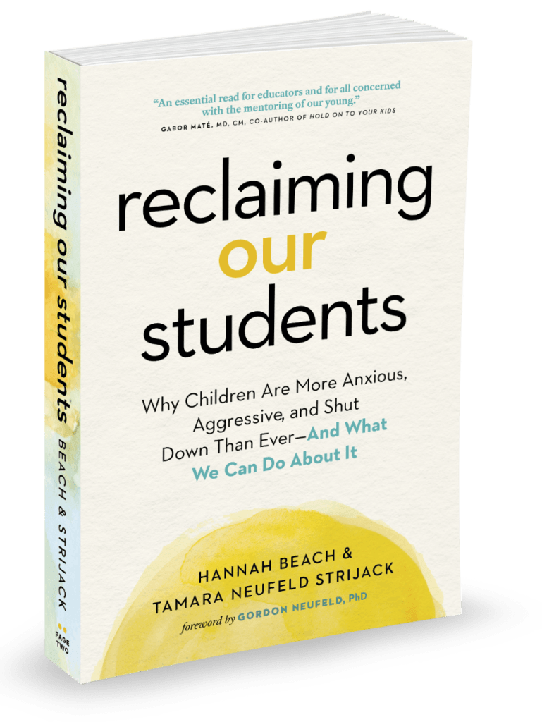 reclaiming our students book cover-